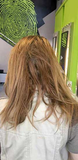 relooking cheveux